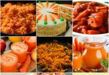 TOP 20 DELECTABLE CARROT DISHES