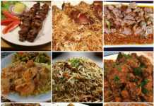 Top 20 Afghani dishes