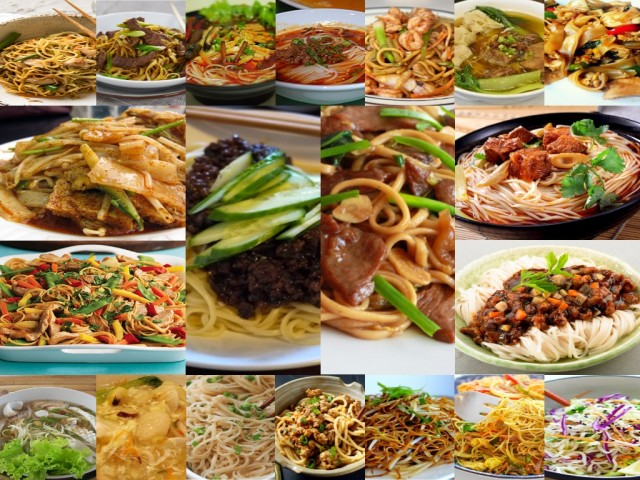 top 20 types of noodles in chinese cuisine crazy masala food