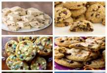 different-chocolate-chip-cookies