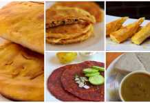 types-of-chapati