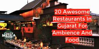 20 Awesome Restaurants In Gujarat For Ambience And Food