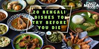 20 Bengali Dishes to Try Before You Die