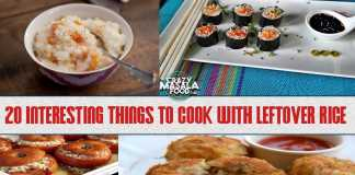 20 Interesting Things to Cook with Leftover Rice