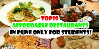 20 Most Affordable Restaurants In Pune Only For Students!