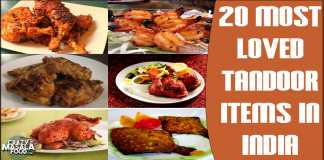 20 Most Loved Tandoor Items In India