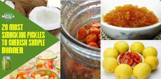 20 Most Smacking Pickles To Cherish Simple Dinner