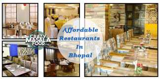 Affordable Restaurants In Bhopal