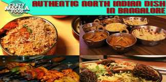 Authentic North Indian Dish In Bangalore