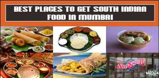 Best Places To Get South Indian Food In Mumbai
