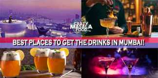 Best Places To Get The Drinks In Mumbai!