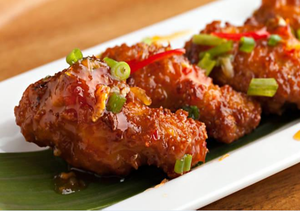Chicken-Wings-with-Sweet-Chili-Sauce