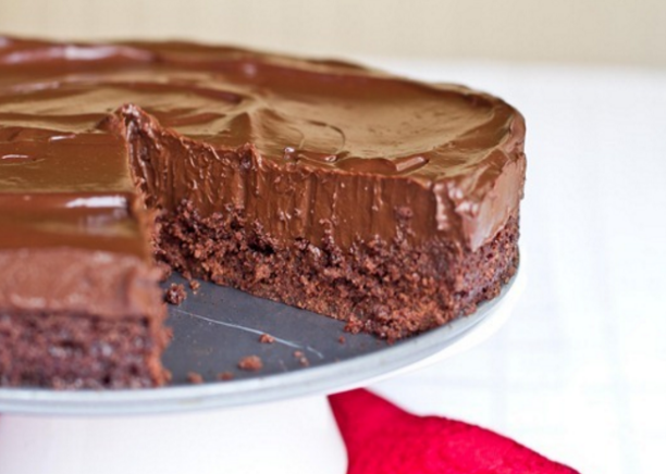 Chilled-double-chocolate-torte