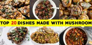 Dishes Made With Mushroom
