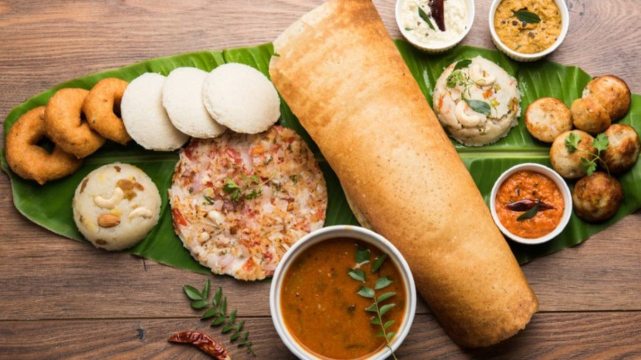 Dosas and other South Indian cuisines