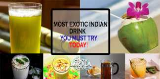 Most Exotic Indian Drinks You Must Try Today!