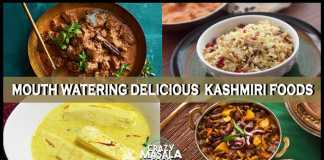 Mouth Watering Delicious Kashmiri Foods