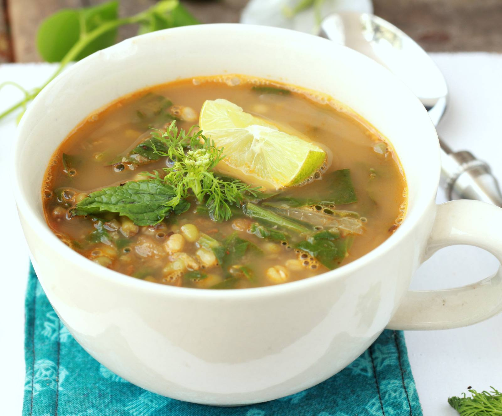 Sprouted_Mung_Bean_and_Spinach_Soup