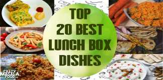 Top 20 Best Lunch Box Dishes