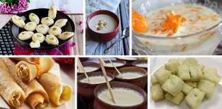 Top 20 Easy Recipes For Preparing Bengali Sweets