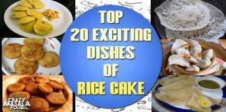 Top 20 Exciting Dishes of Rice Cake