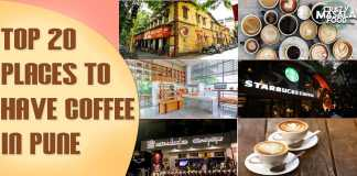 Top 20 Places to have Coffee in Pune