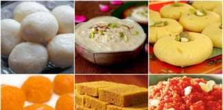 """Top 20 Popular Sweets in India."""""""