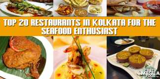 Top 20 Restaurants in Kolkata for the Seafood Enthusiast