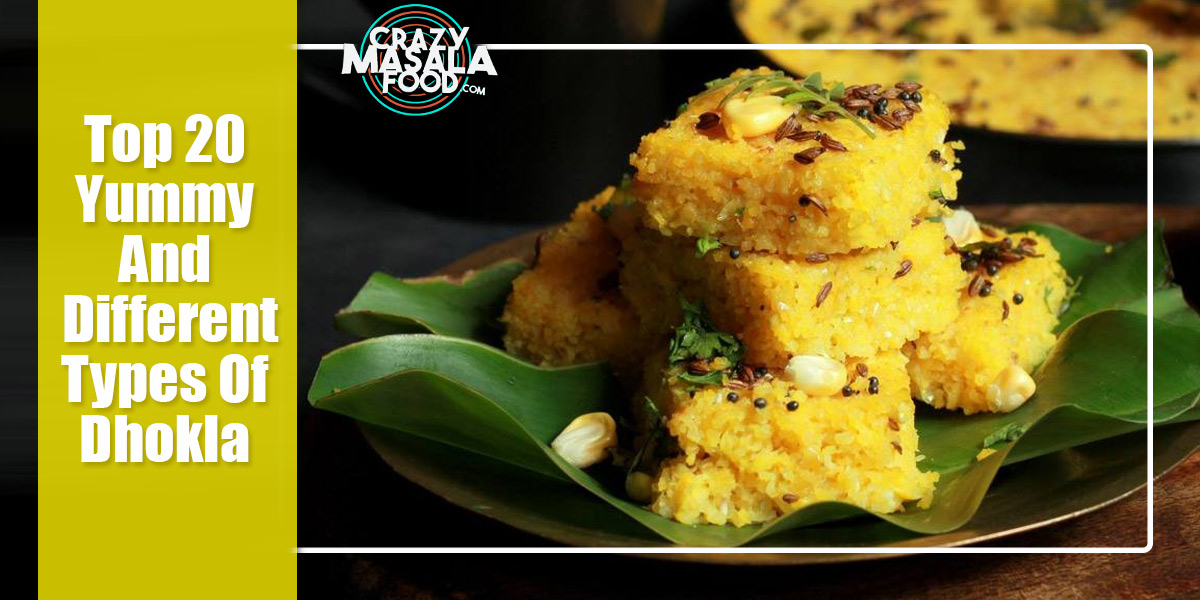 Top-20-Yummy-And-Different-Types-Of-Dhokla