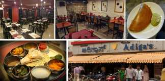 Top 20 places for south Indian fans in Bangalore