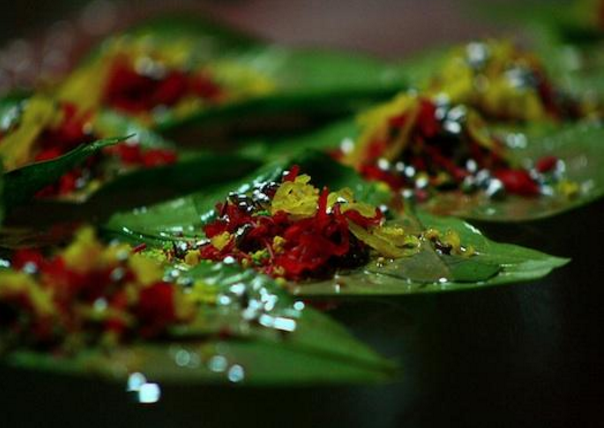 blueberry-paan