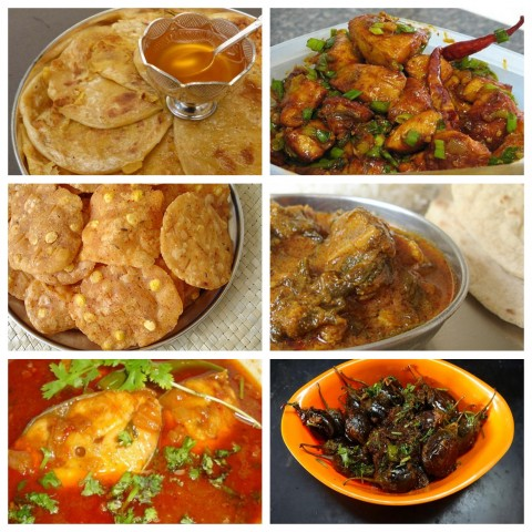 Spicy and savory dishes of andhra crazy masala food for Andhra cuisine dishes