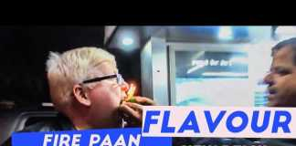 Flavored Pan available At Flavour Pan Shop, Connaught Place, New Delhi!
