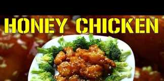 How To Make Honey Chicken – One Minute Video