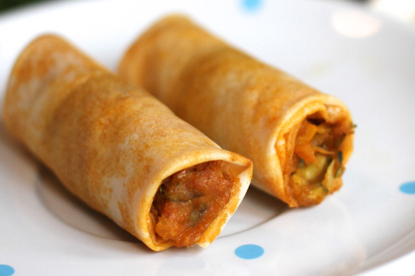 paneer-spring-roll-dosa